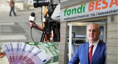 'Mbreti i financave' Bajram Muça, kërkon mbrojtje nga mbretëria e tallavasë mediatike