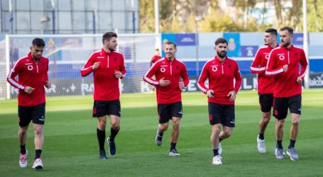 Formacionet/ Shqipëria luan kundër Andorrës, Uzuni në pankinë, dyshja Cikalleshi-Manaj për sulmin