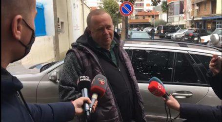 Përplasja me Boçin/ Biznesmeni Luca: Politikan rrugaç, më provokoi! Unë jam i dhunuari
