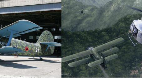 FOTO/ Lufta për radarët. Kur helikopterët amerikanë rrëzonin aeroplanët e vjetër sovietik që i përdorte edhe Shqipëria