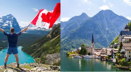 Kanadaja, Austria dhe… tre shtete interesante i 'hapin dyert' shqiptarëve. Po çfarë nevojitet për të shkuar?