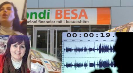 INVESTIGIM 23/ Audio-regjistrimi: Punonjësit e 'Fondit Besa' sqarojnë skemën mashtruese 'Fond-Notere-BKT'