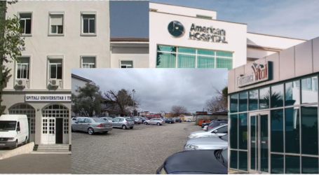 Investigim VIDEO+AUDIO/ Skandali në Spitalin e Traumës. 'Spitali Amerikan' zhvat edhe 100-lekëshat e parkimit