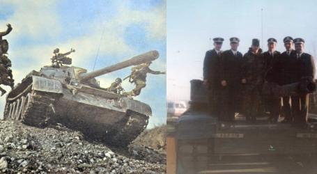FOTOLAJM/ Shkuan në Gjermani për të marrë tanke për Shqipërinë, por vetëm pozuan mbi një 'Leopard 2'