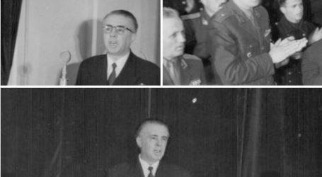 Publikohen fotot e rralla të Enver Hoxhës