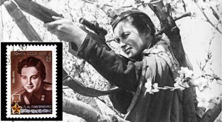 'Të merrte gjak në vetull !'/ 'Zonja Vdekje', vajza ruse që asgjësoi 309 nazistë me snaiper