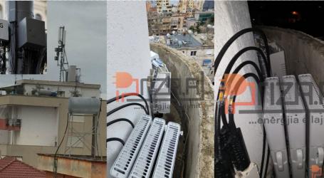 Ekskluzive/ Teknologjia '5G' maskohet brenda 'shtëpisë së Zotit' në Tiranë. 'Priza.al' siguron FOTOT skandaloze