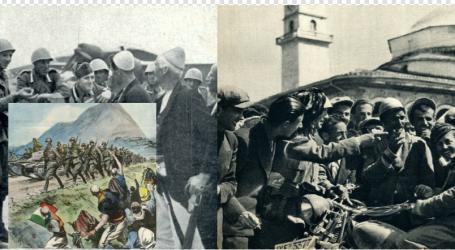 FOTO/ U prit me armë, apo me lule? Si ndodhi 'pushtimi' paqësor i 7 Prillit 1939, i Italisë fashiste në Shqipëri