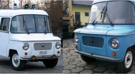 FOTO/ 'Mikrobus' ose 'autoambulancë', automjeti 'legjendë' i epokës komuniste që u zhduk nga rrugët tona