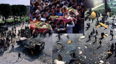FOTO/ Sot mbushen 30 vite nga masakra e 2 Prillit 1991 në Shkodër… dhe disa detaje interesante nga ajo ngjarje