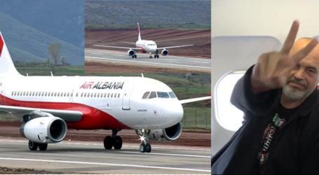 Nga Rinasi në Kukës/ Edi Rama arin ta ulë avionin e parë në pistën e aeroportit 'Zayed, Flatrat e Veriut'