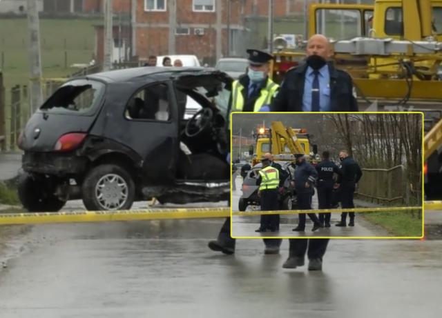 FOTO/Përgjaken rrugët, dalin pamjet e rënda nga aksidenti me 3 viktima