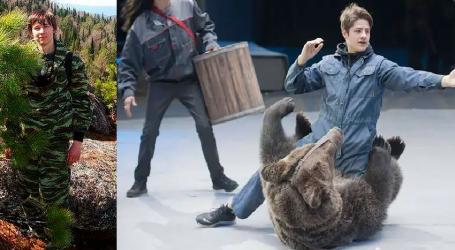 FOTO/ Maska që do ta ruante nga COVID, i morri jetën zbutësit të kafshëve… u vra nga ariu i tij i cirkut