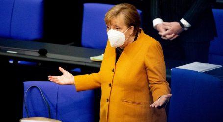 Merkel e frikësuar për situatën në Gjermani, kërkon një tjetër izolim