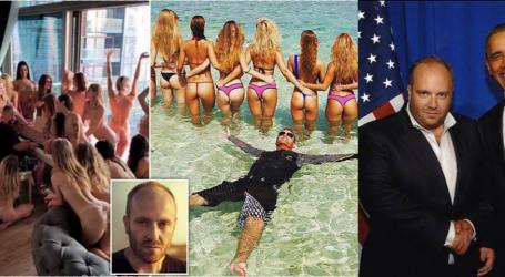FOTO/ Donte të bënte orgji me 21 modele ukrainase, milioneri amerikan rrezikon 18 muaj burg në Dubai