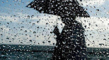 'Dimër në pranverë', reshje shiu në vend
