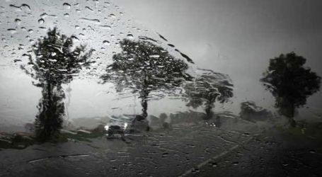 """""""Vranësira dhe reshje shiu në formë shtrëngatash"""", parashikimi i motit për fundjavën"""