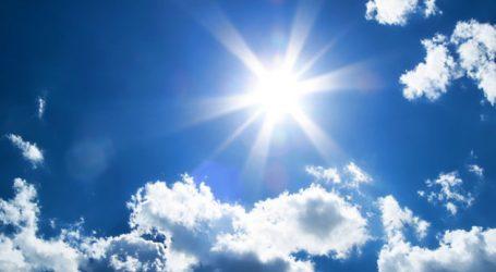 Temperatura deri në 31 gradë, parashikimi i motit sot