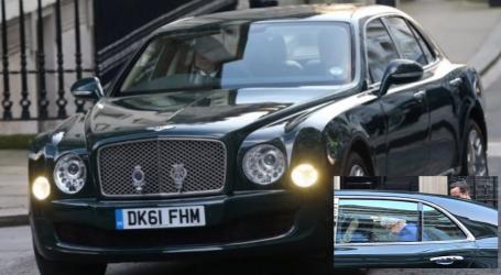 FOTO/ 'Bentley' i Mbretëreshës Elizabeth, del në shitje me një çmim 'bujar'