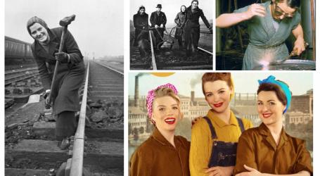 Pamjet e papara të grave që u copëtuan dhe përvëluan në fabrikat ku zëvendësuan burrat që shkuan në luftë