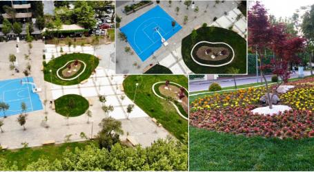 FOTO/ U aludua për pallat, por shikoni se çfarë bukurie i është shtuar Tiranës…