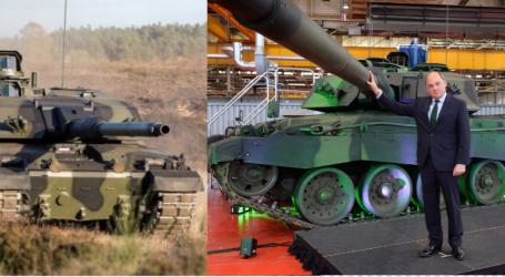 Konsiderohet si tanku më i fuqishëm i NATO-s/ Eksperti britanik: Mund të mposhtë çdo tank rus