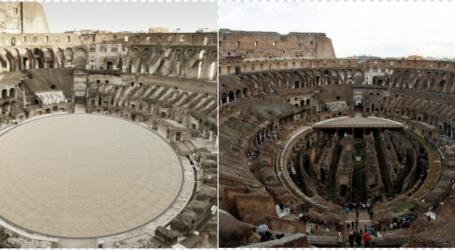 FOTO/ Ikona e Romës, 'Koloseu', do të marrë tjetër pamje. Qeveria Italiane vendos ta konstruktojë mega-amfiteatrin, ja sa do të kushtojë…