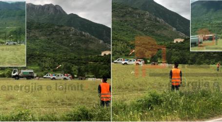 FOTO+VIDEO/ Naftë apo turizëm? 'Shell' po i vë 'kazmën' perlës së natyrës shqiptare! Në Grykën e Këlcyrës vijojnë shpimet. Banorët në panik…