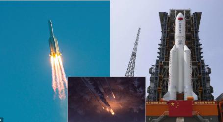 FOTO+VIDEO/ Pas koronavirusit, raketa kineze, prodhimi i dytë i Kinës që tmerroi planetin. Ja se ku ranë mbetet…