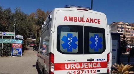 Aksident në Tiranë/ Furgoni përplas një fëmijë të mitur, dërgohet me urgjencë në spital