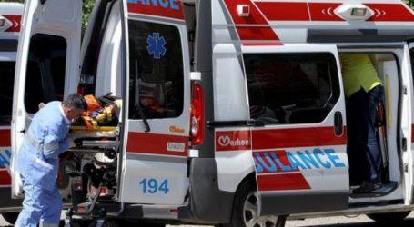 Aksident i shumëfishtë në Kosovë, lëndohen 13 persona