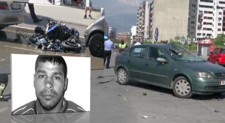 FOTO+VIDEO/ Ja hodhi burgut, i shpëtoi hasmit, por… 'kapo-ja' i bandës së Yzberishit humb jetën në aksidentin tragjik
