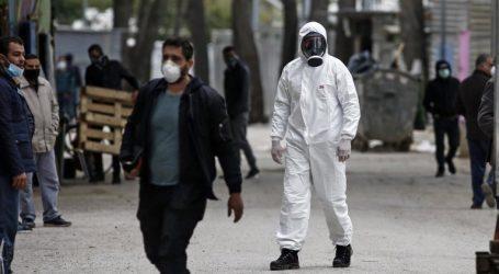 Regjistrohen 1391 raste të reja me koronavirus në 24 orët e fundit në Greqi