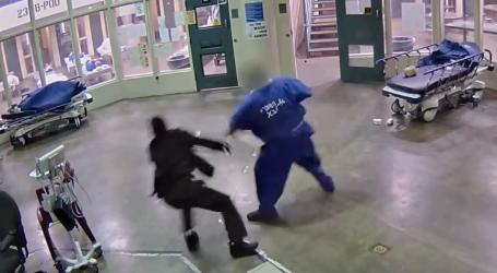 VIDEO/ I burgosuri dhunon brutalisht gardianen e burgut në Amerikë