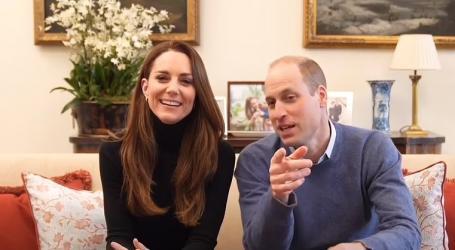 """VIDEO/Princ William dhe Kate hapin një kanal në Youtube: """"Bëj kujdes se çfarë thua!"""""""