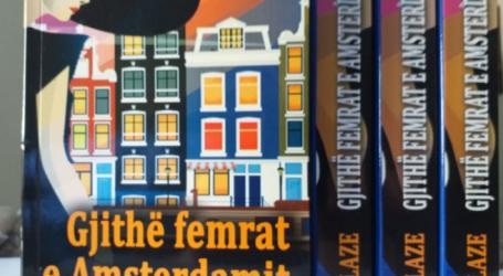 """Rikthehet satiriku Luan Laze/Sjell të ripunuar romanin e suksesshëm """"Gjithë femrat e Amsterdamit"""""""
