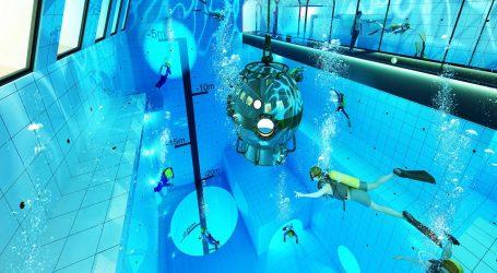 FOTO/E dini ku ndodhet pishina më e thellë në botë? Këto detaje do ju lënë pa fjalë