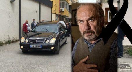 I plotësohet amaneti/Humbi betejën me COVID-19, përcillet për në banesën e fundit aktori i njohur Guljelm Radoja