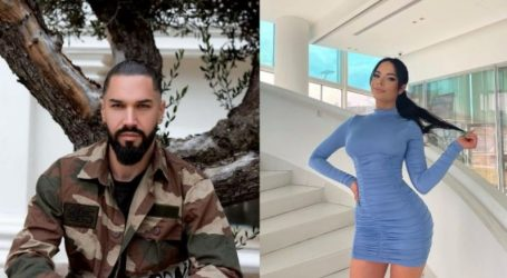"""FOTO-VIDEO/Sara dhe Atdheu lënë përfundimisht """"Për'puthen"""""""