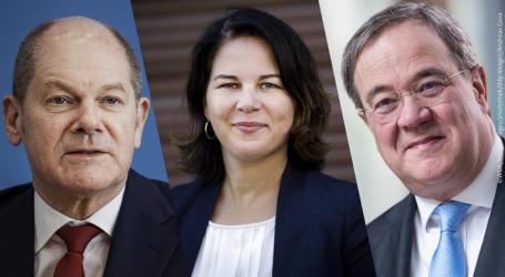 Kancelarët e Gjermanisë, njihuni me tre kandidatët potencialë