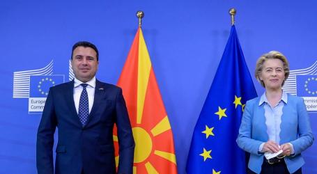 Zaev: Shkupi dhe Tirana të mos ndahen në rrugën drejt BE-së